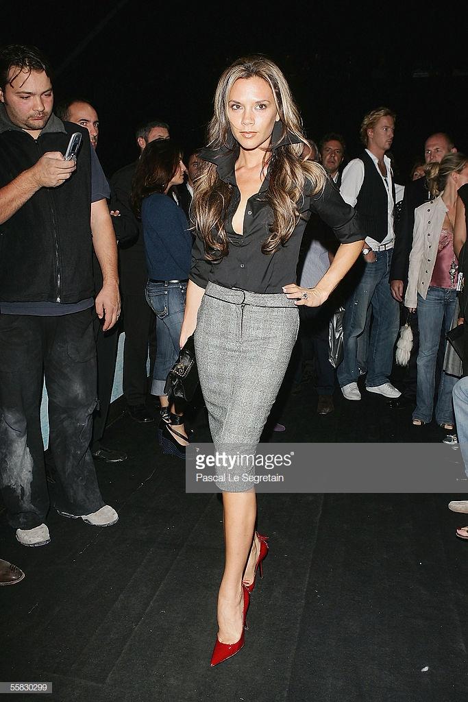 biểu tượng thời trang Victoria Beckham 14