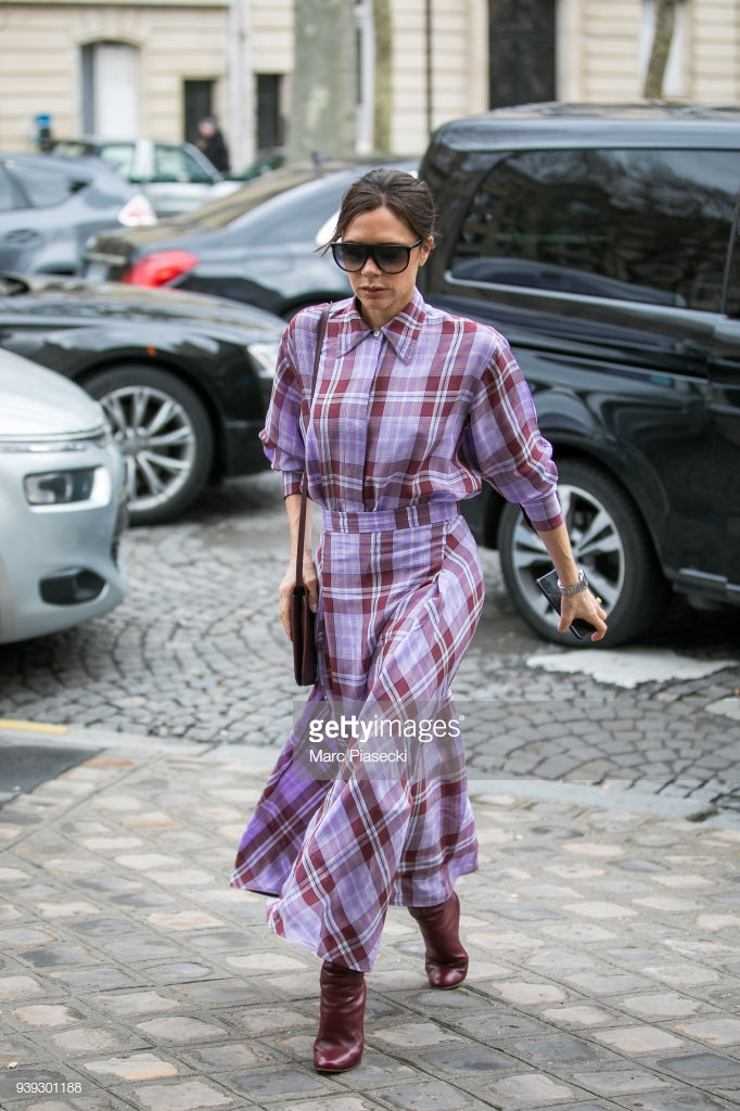 biểu tượng thời trang Victoria Beckham 17