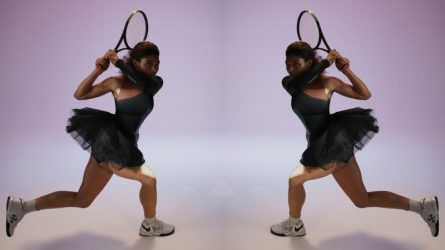 Trang phục thi đấu đặc biệt của Serena Williams trong giải quần vợt Mỹ mở rộng