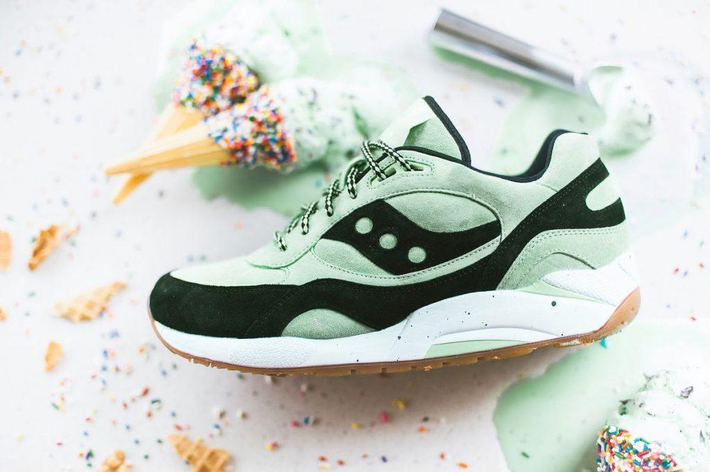 bộ sưu tập giày 8
