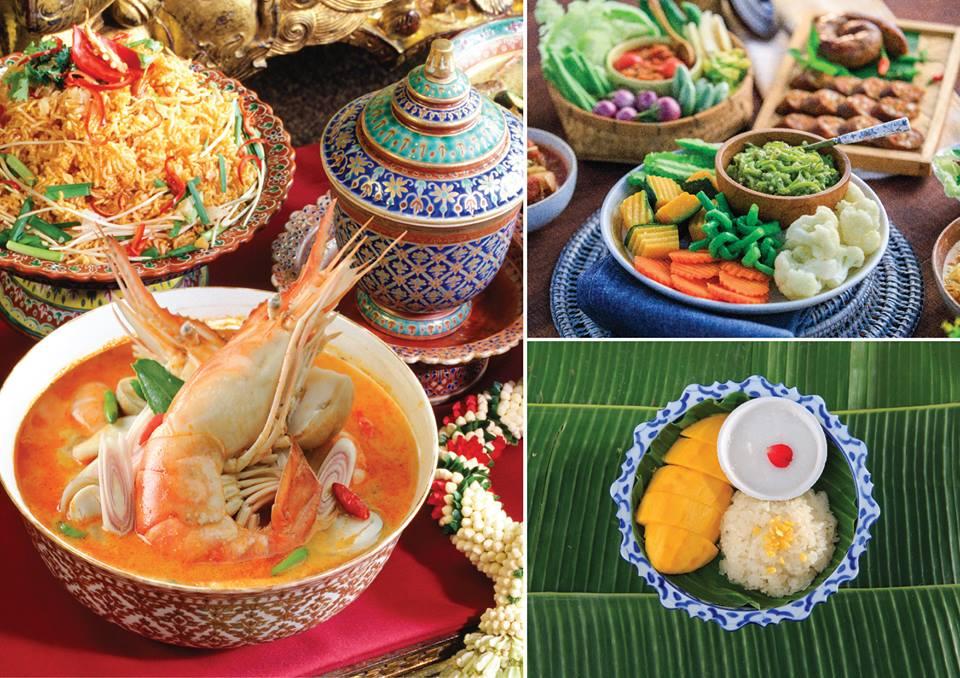 Tuần lễ ẩm thực Thái Lan tại Khách sạn Hà Nội Daewoo - 01