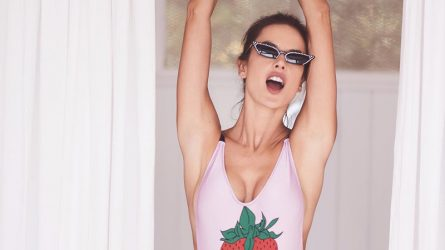 Học hỏi bí quyết đẹp từ Instagram của các thiên thần Victoria's Secret