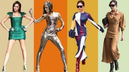 Victoria Beckham - biểu tượng thời trang từng bị lãng quên