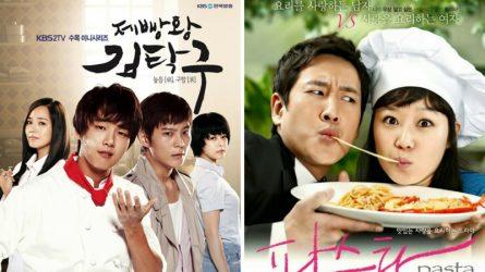 Những bộ phim Hàn độc đáo về ẩm thực dành cho các tín đồ ăn uống