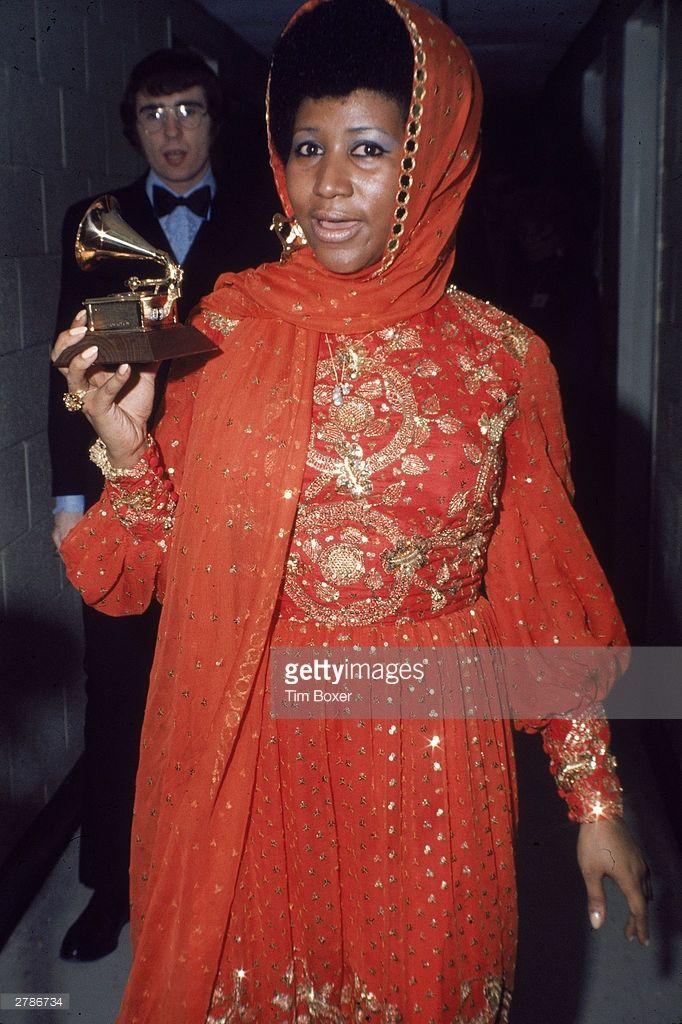 thời trang nữ quyền của Aretha Franklin 18