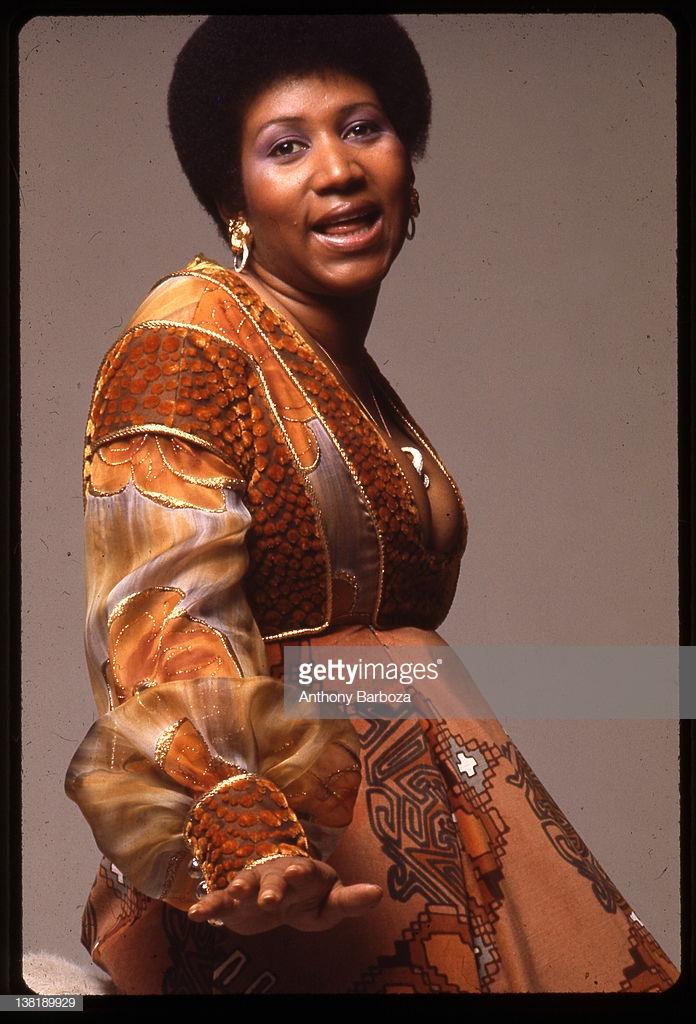 thời trang nữ quyền của Aretha Franklin 4