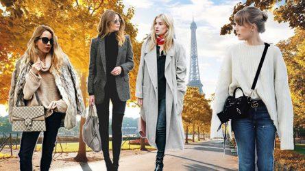 Những món đồ mùa Thu không thể thiếu của các tín đồ thời trang Pháp