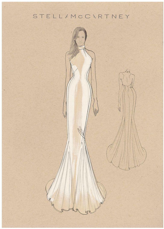 NTK Stella McCartney váy cưới của Meghan Markle_Elle_Vietnam1