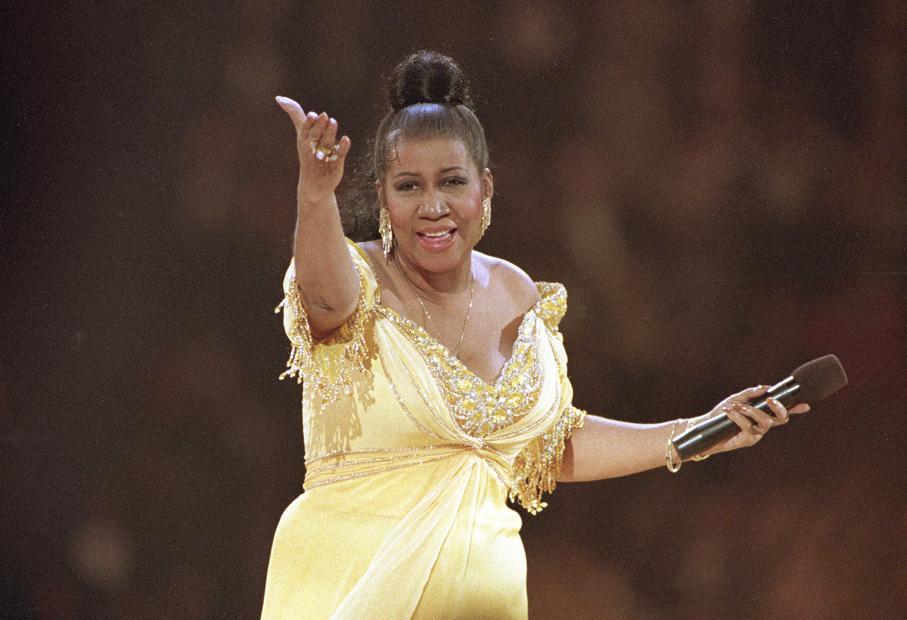 thời trang nữ quyền của Aretha Franklin 1