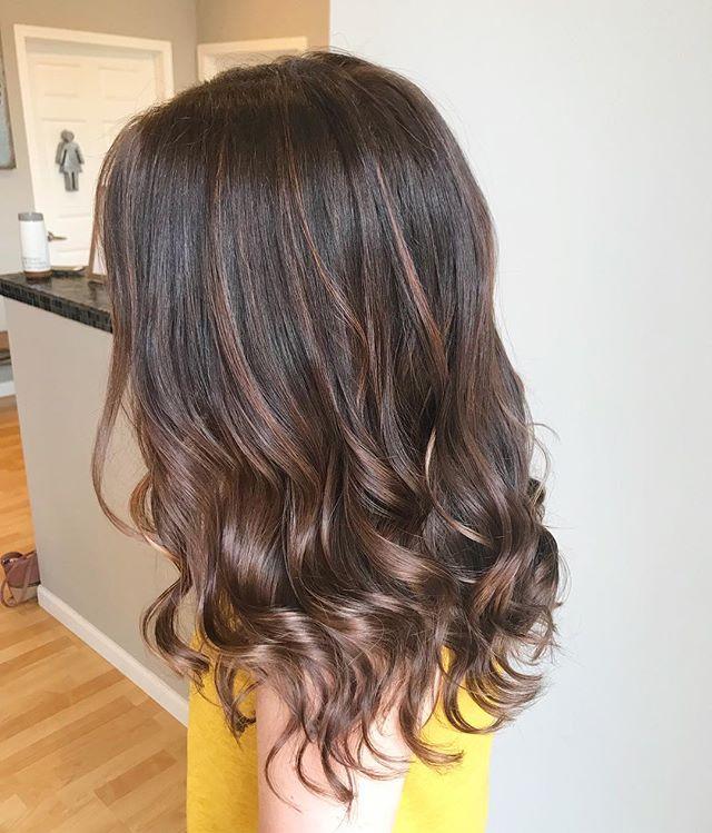 màu tóc nâu_hairdressedbykristyn