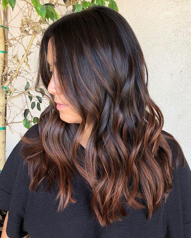 màu tóc nâu_sarahgossetthair