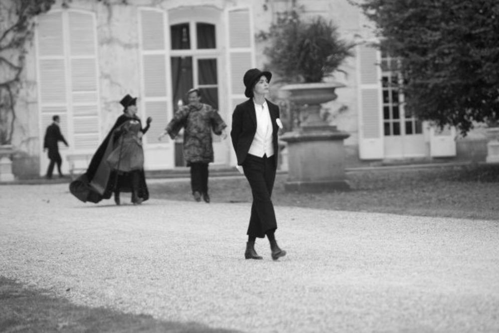 NTK Coco Chanel Yatching Pants