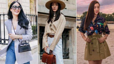 9 nhân vật sang chảnh có phong cách thời trang ảnh hưởng nhất trên Instagram châu Á