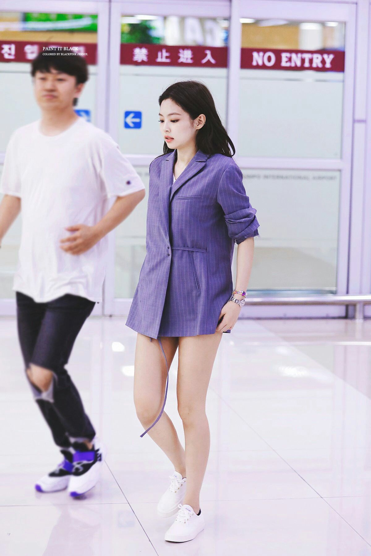 áo khoác mùa Thu Jennie Kim 15