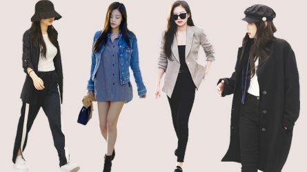 Jennie Kim (BLACKPINK) gợi ý cách phối đồ sành điệu với áo khoác mùa Thu