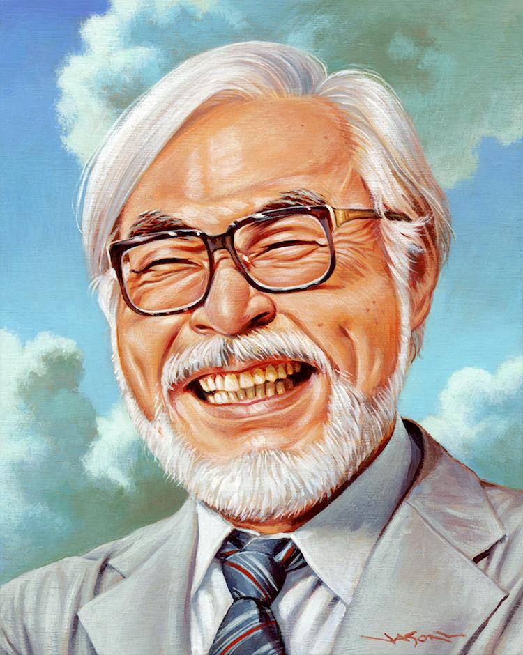Hayao Miyazaki 12