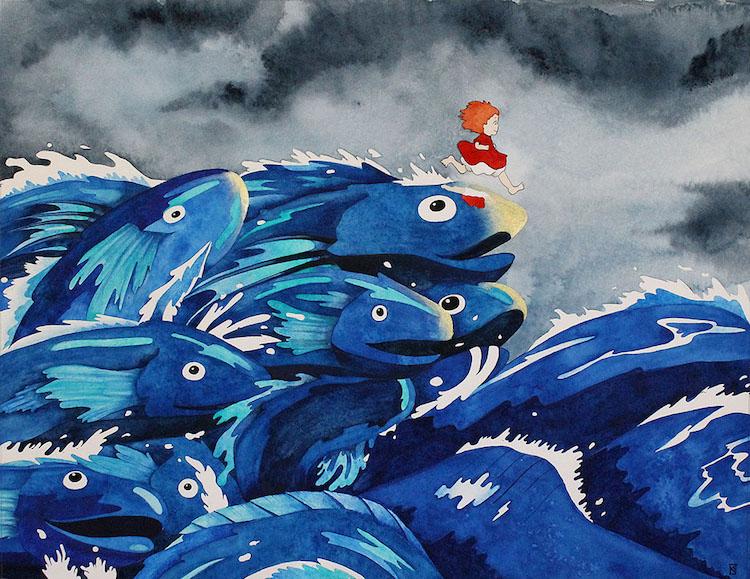 Hayao Miyazaki 3