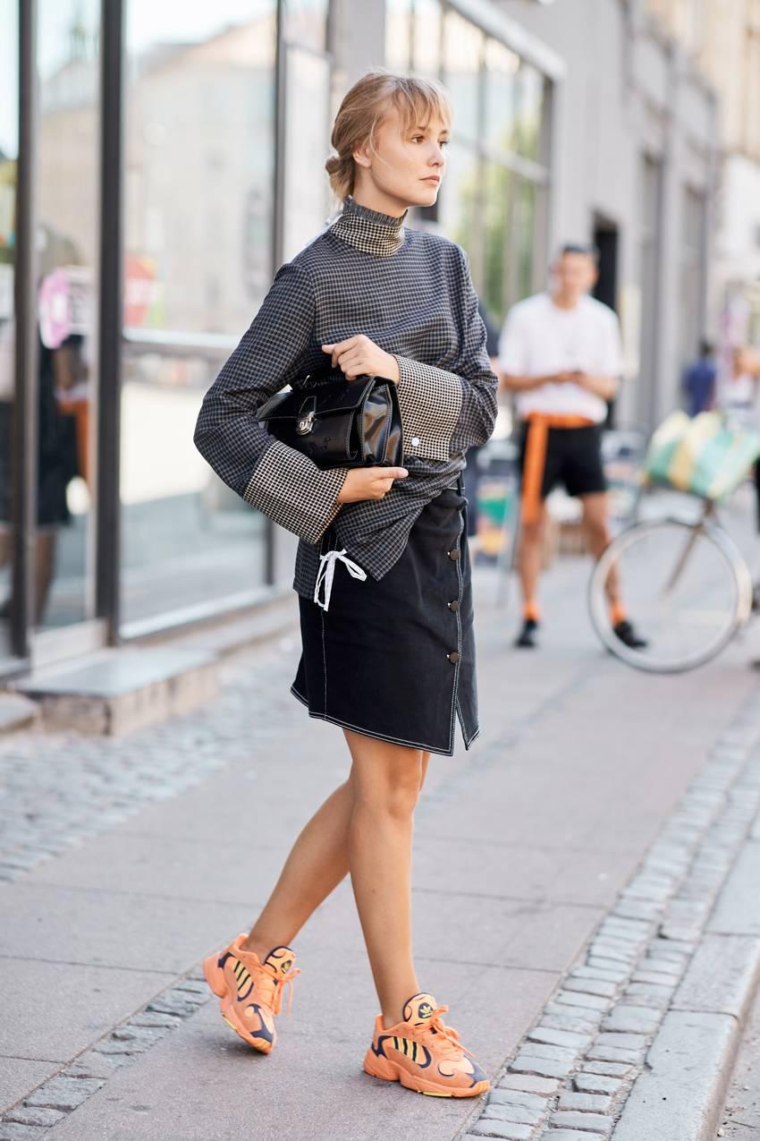 thời trang đường phố tháng 9 12