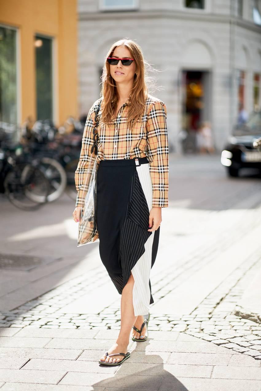 thời trang đường phố tháng 9 18