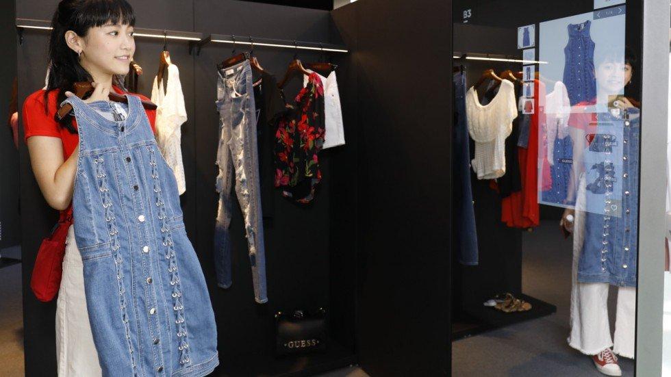 Doanh nghiệp ngành thời trang đang dùng trí tuệ nhân tạo 3
