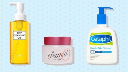 Top 6 sữa rửa mặt được tin dùng cho từng loại da