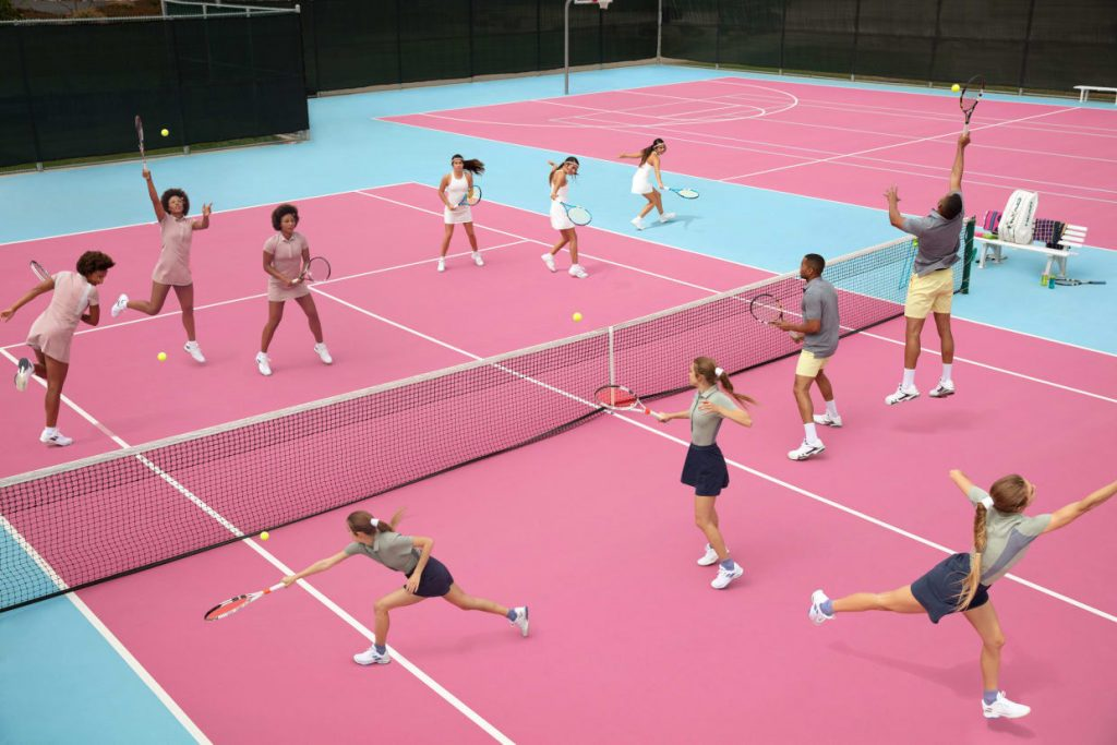 thời trang quần vợt 3