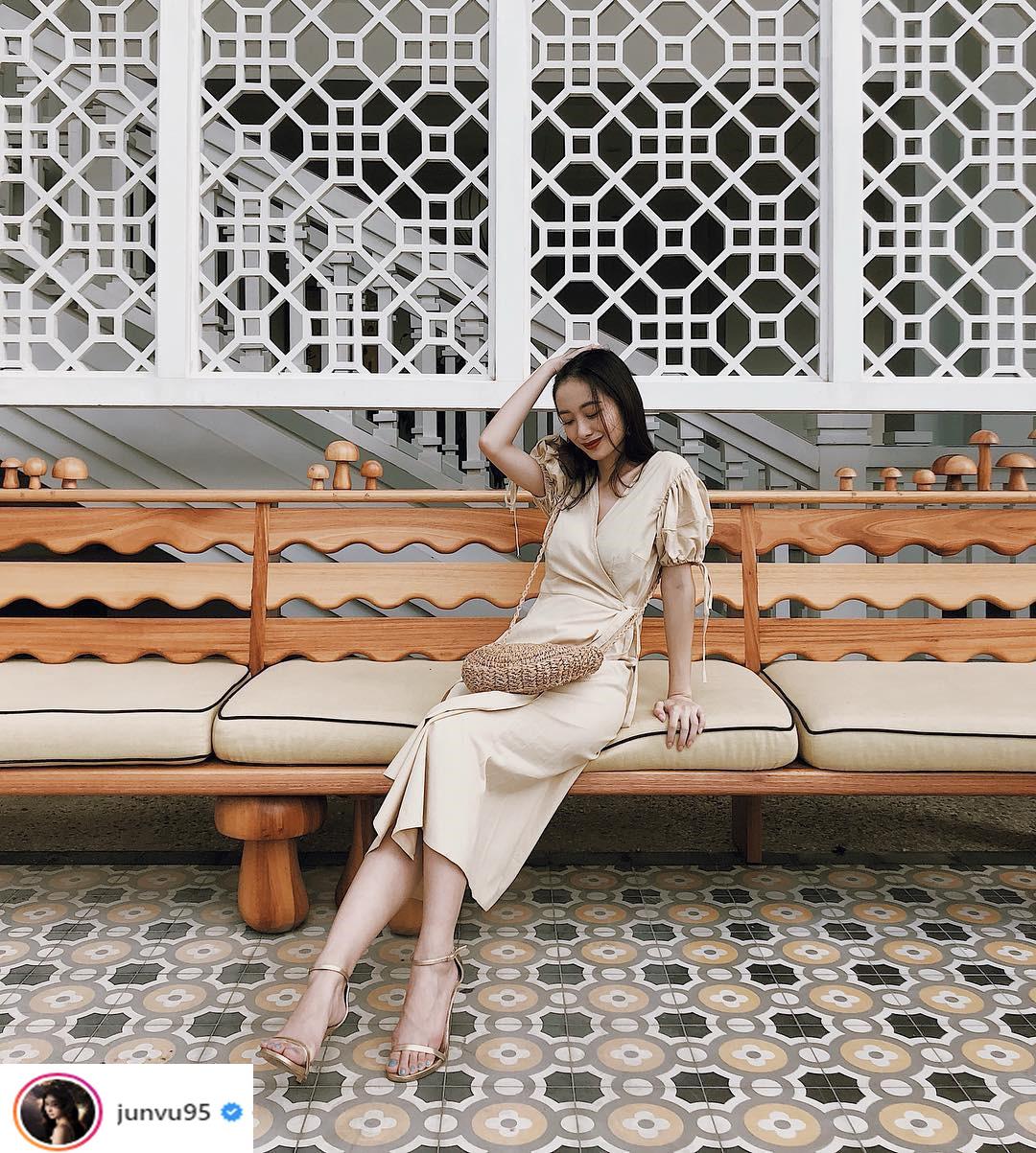 thời trang sao Việt tuần qua Jun Vũ