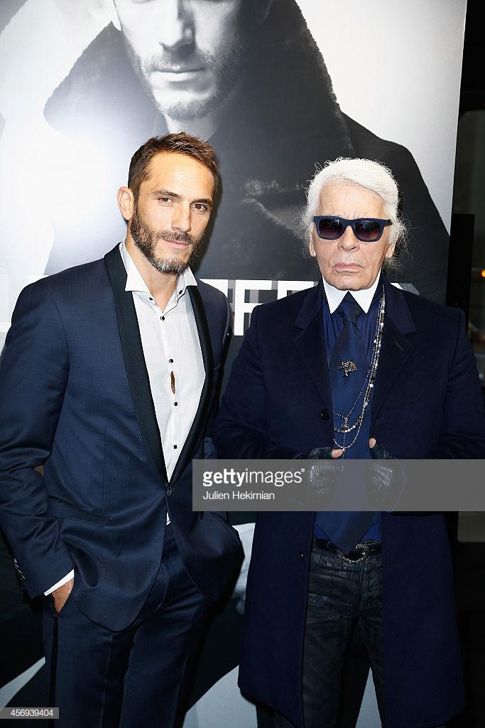bộ sưu tập thời trang của bạn NTK Karl Lagerfeld