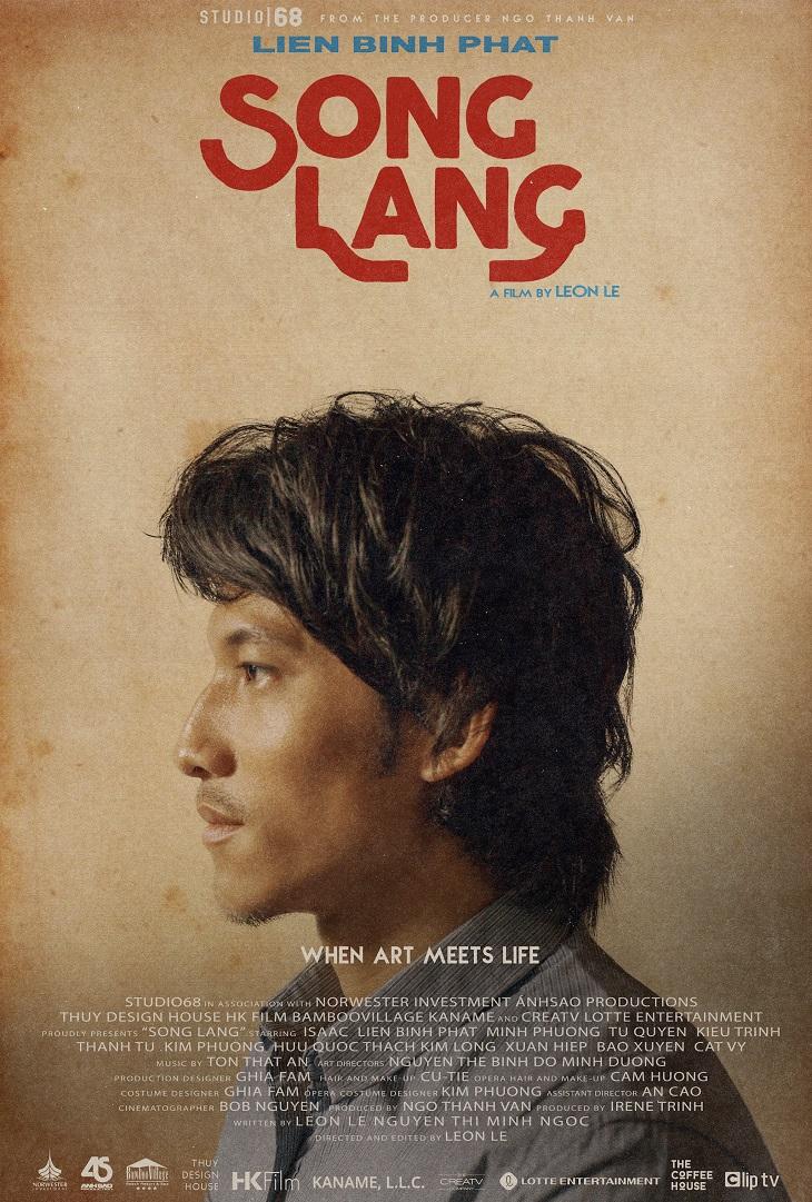 Song Lang nam diễn viên Liên Bỉnh Phát