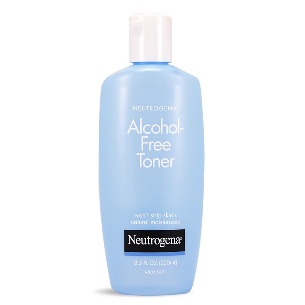 nước cân bằng da_Neutrogena Alcohol-Free Toner