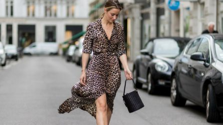 Những kiểu đầm mùa Thu 2018 đang dẫn dắt phong cách phái đẹp