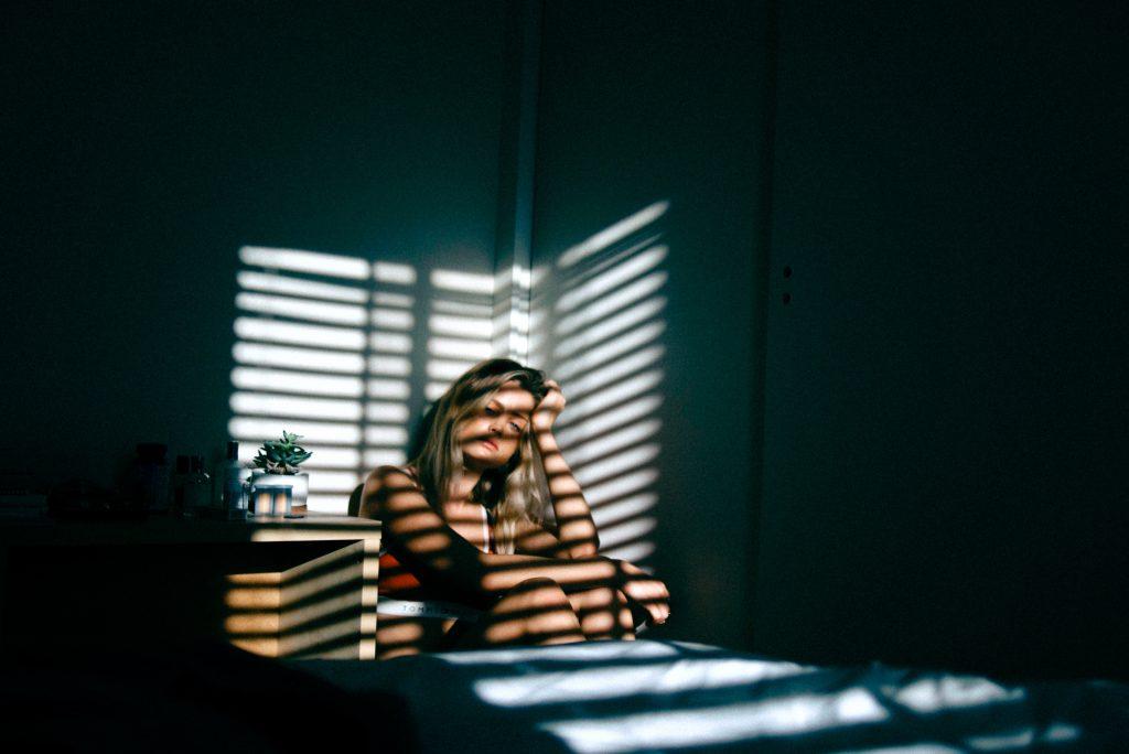 cơ thể mệt mỏi Xavier Sotomayor