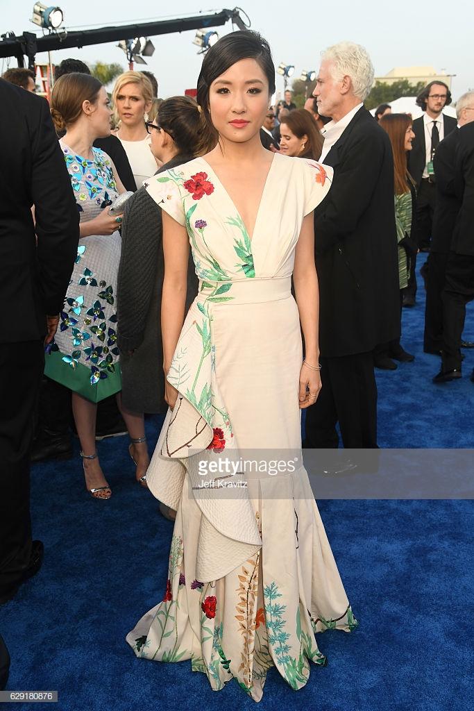 Phong cách thời trang Ngô Điềm Mẫn - Nàng Rachel Wu trong bom tấn điện ảnh Crazy Rich Asians 8
