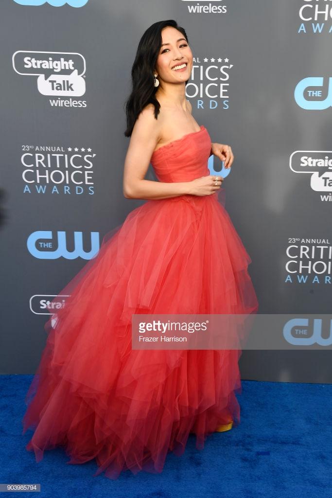 Phong cách thời trang Ngô Điềm Mẫn - Nàng Rachel Wu trong bom tấn điện ảnh Crazy Rich Asians 7