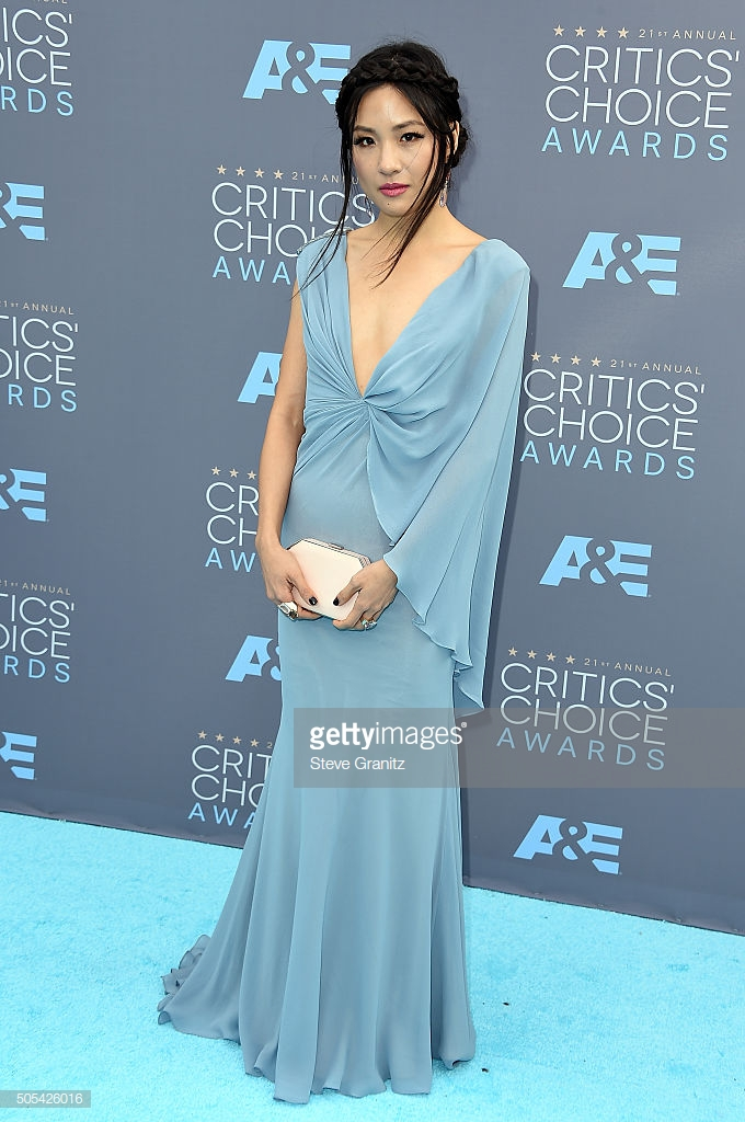 Phong cách thời trang Ngô Điềm Mẫn - Nàng Rachel Wu trong bom tấn điện ảnh Crazy Rich Asians 9