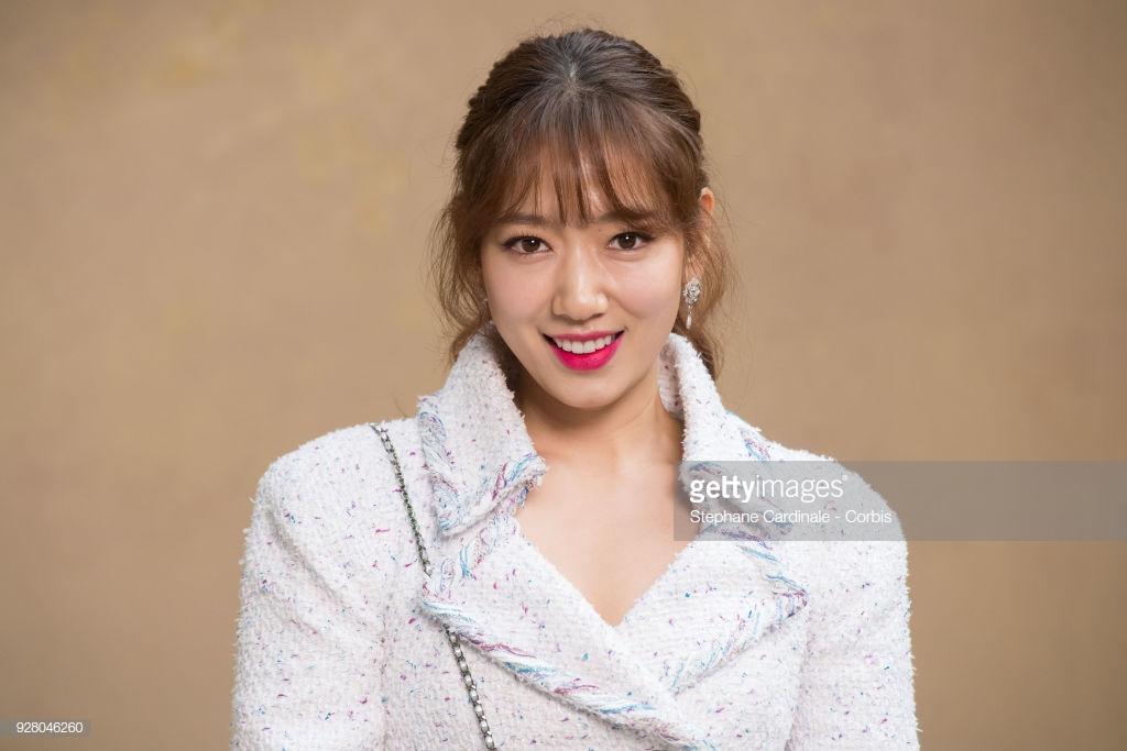 kiểu tóc dành cho mặt tròn_Park Shin Hye