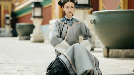 Nhìn lại những bộ trang phục của Ngụy Anh Lạc trong Diên Hi Công Lược
