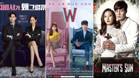 8 bộ phim Hàn đề tài trâm anh thế phiệt bạn không nên bỏ lỡ