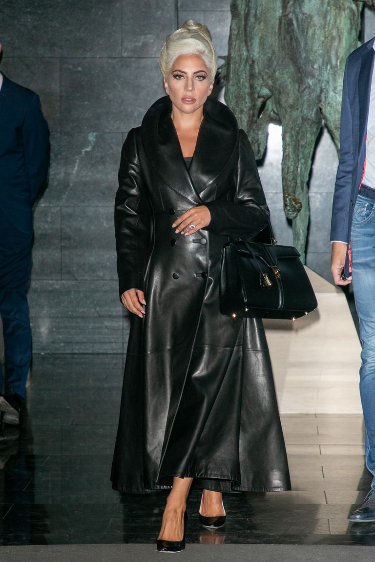 Lady Gaga diện thiết kế của Hedi Slimane4
