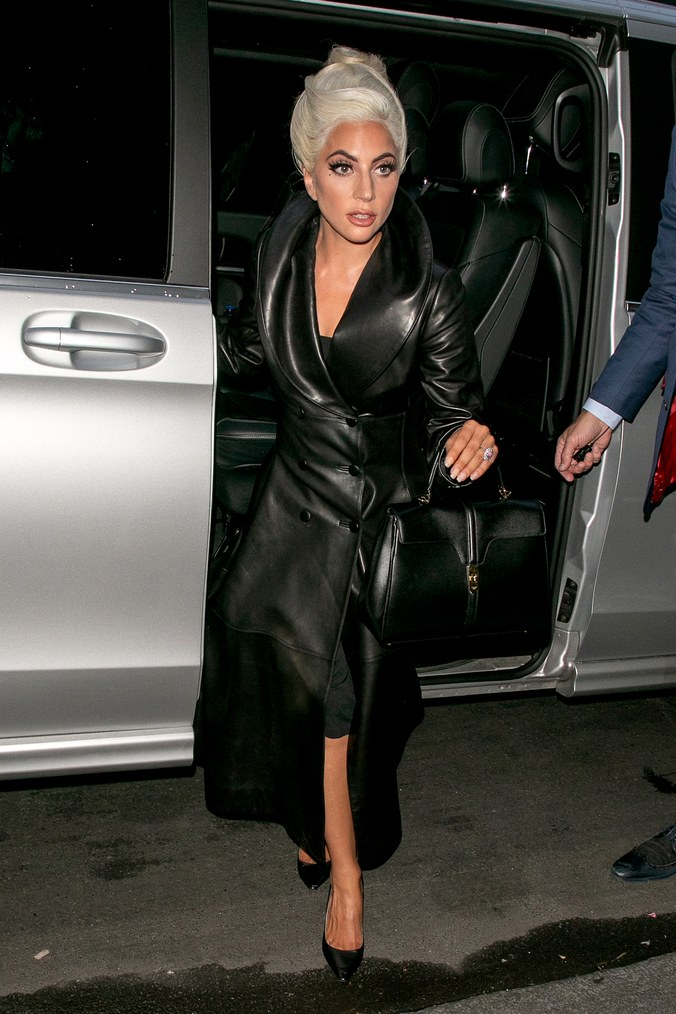 Lady Gaga diện thiết kế của Hedi Slimane5