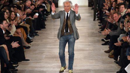 Huyền thoại thời trang Ralph Lauren thành công nhờ nguồn cảm hứng từ lối sống Mỹ