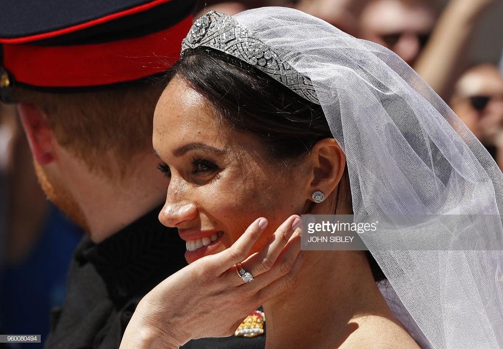 Nhẫn cưới của Công nương Meghan 1