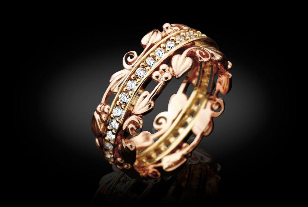 Nhẫn cưới của Công nương Meghan 5