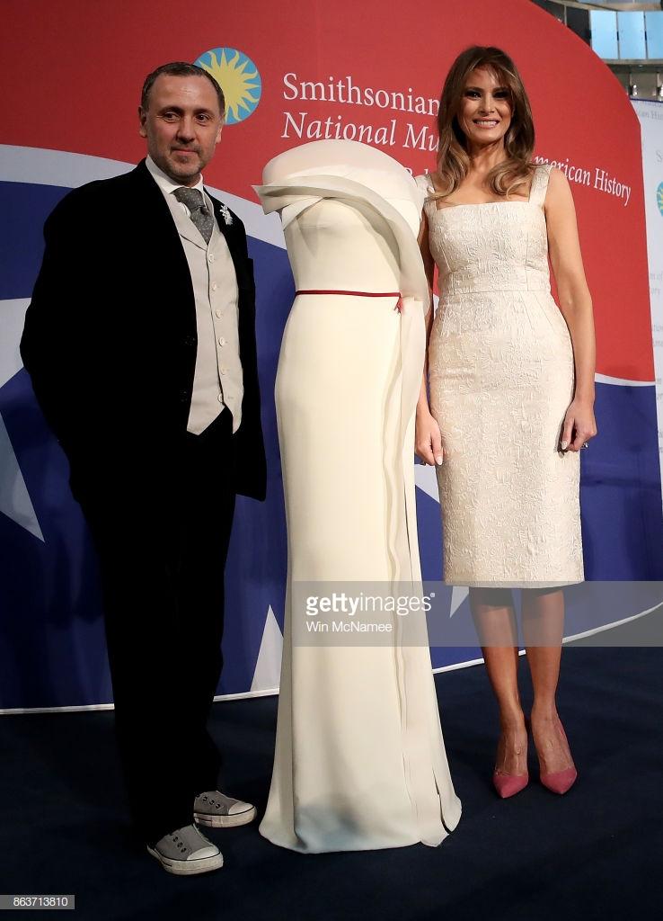 Đệ nhất phu nhân Mỹ Melania Trump 2