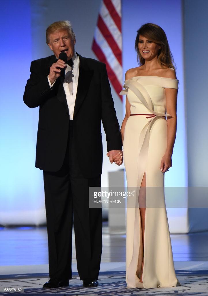 Đệ nhất phu nhân Mỹ Melania Trump 1