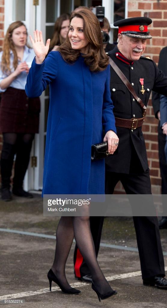 giày cao gót của Công nương Kate Middleton 6