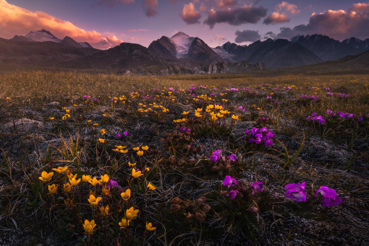 ELLE Việt Nam thiên nhiên Kyrgyzstan 11