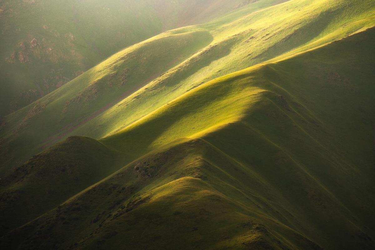 ELLE Việt Nam thiên nhiên Kyrgyzstan 2