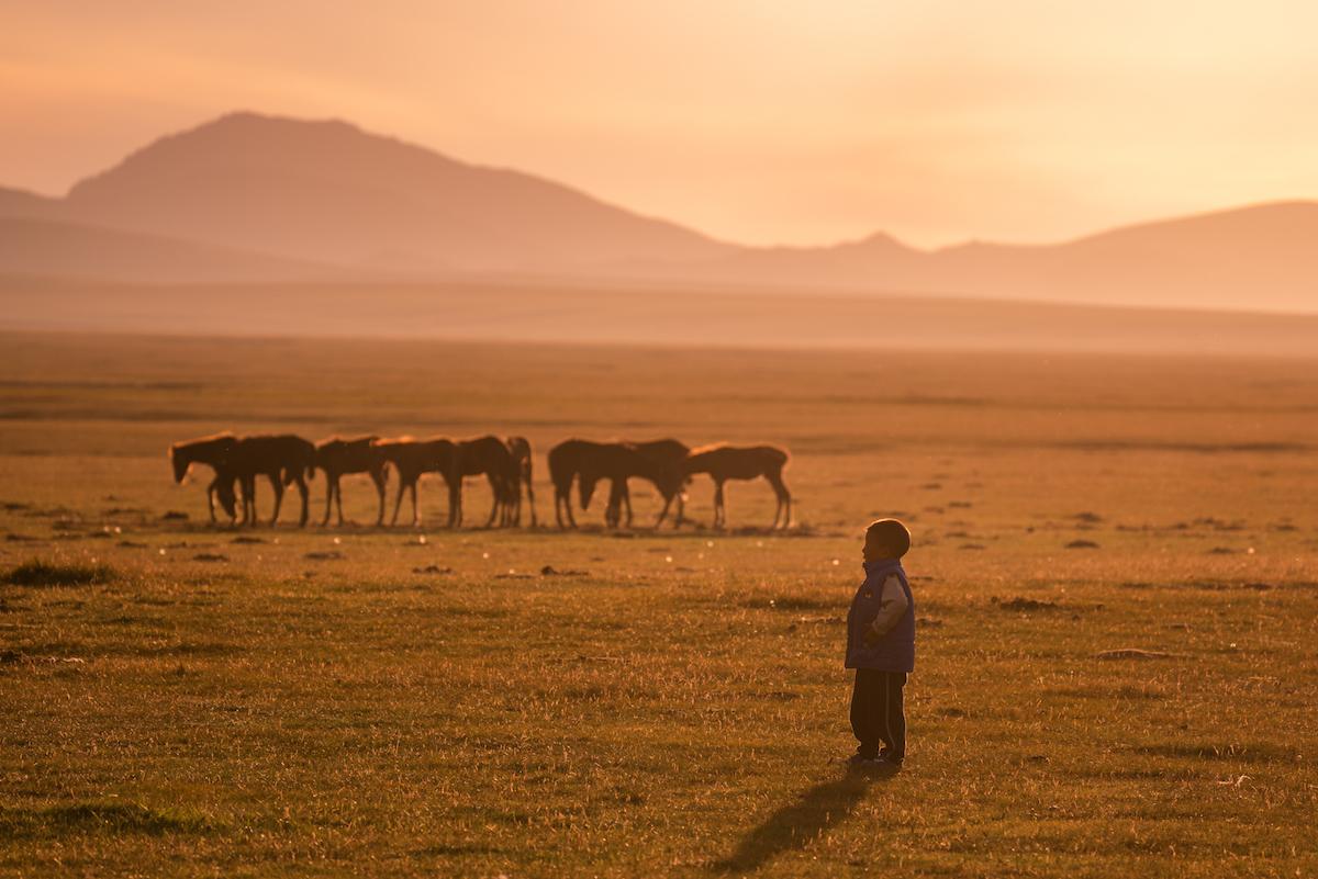 ELLE Việt Nam thiên nhiên Kyrgyzstan 6