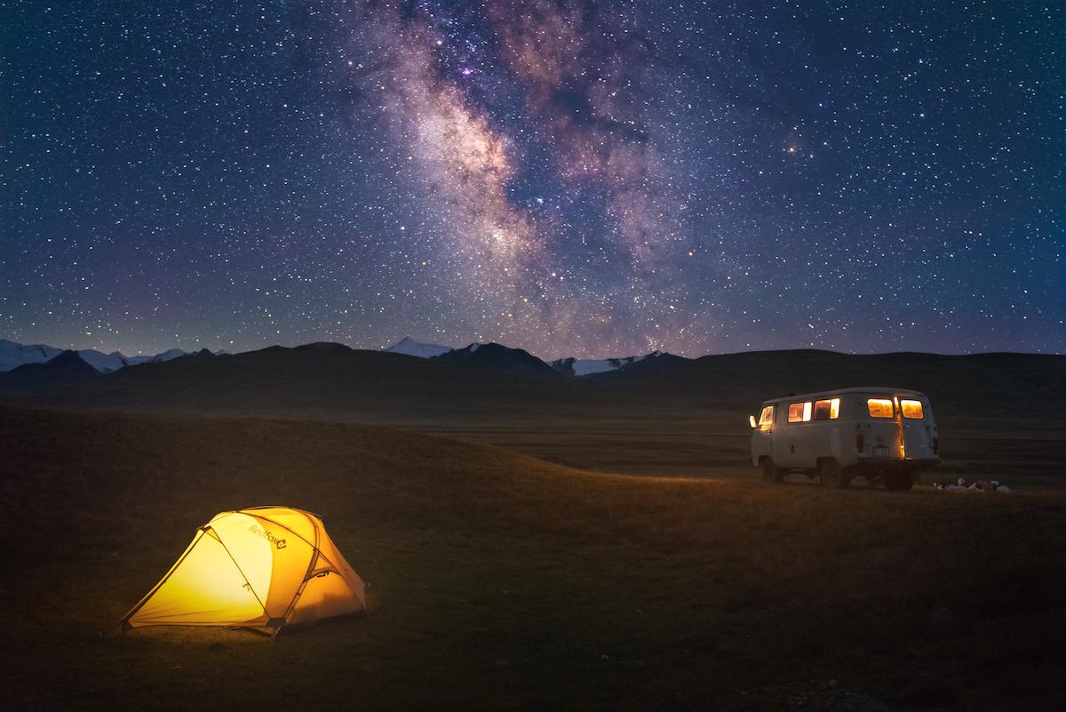 ELLE Việt Nam thiên nhiên Kyrgyzstan 8